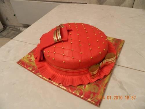 Торт - шляпа фото